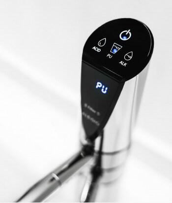 Ionizzatore d'acqua alcalina con erogatore incluso