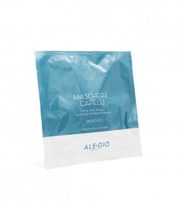 Maschera Capelli - Olio di oliva biologico ed estratto di melissa biologico