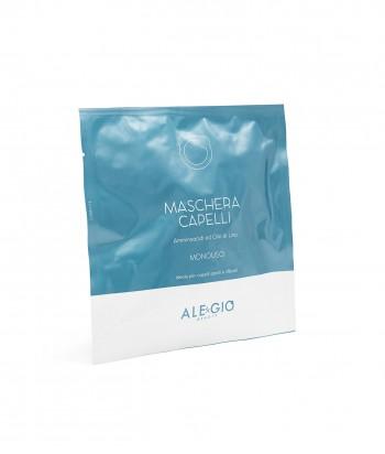 Maschera Capelli - Amminoacidi ed olio di lino